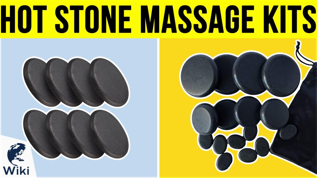 7 Best Hot Stone Massage Kits