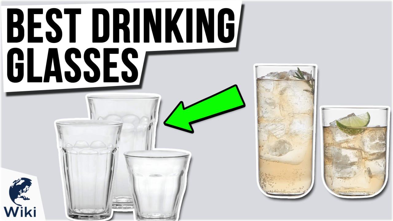 10 Best Drinking Glasses