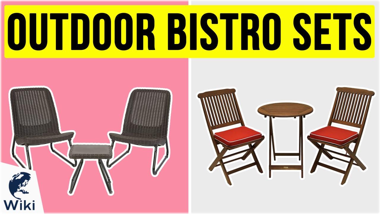 10 Best Outdoor Bistro Sets