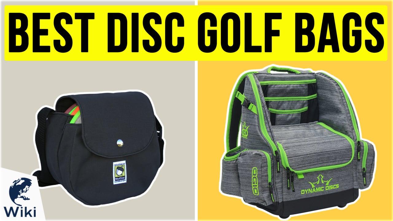 10 Best Disc Golf Bags