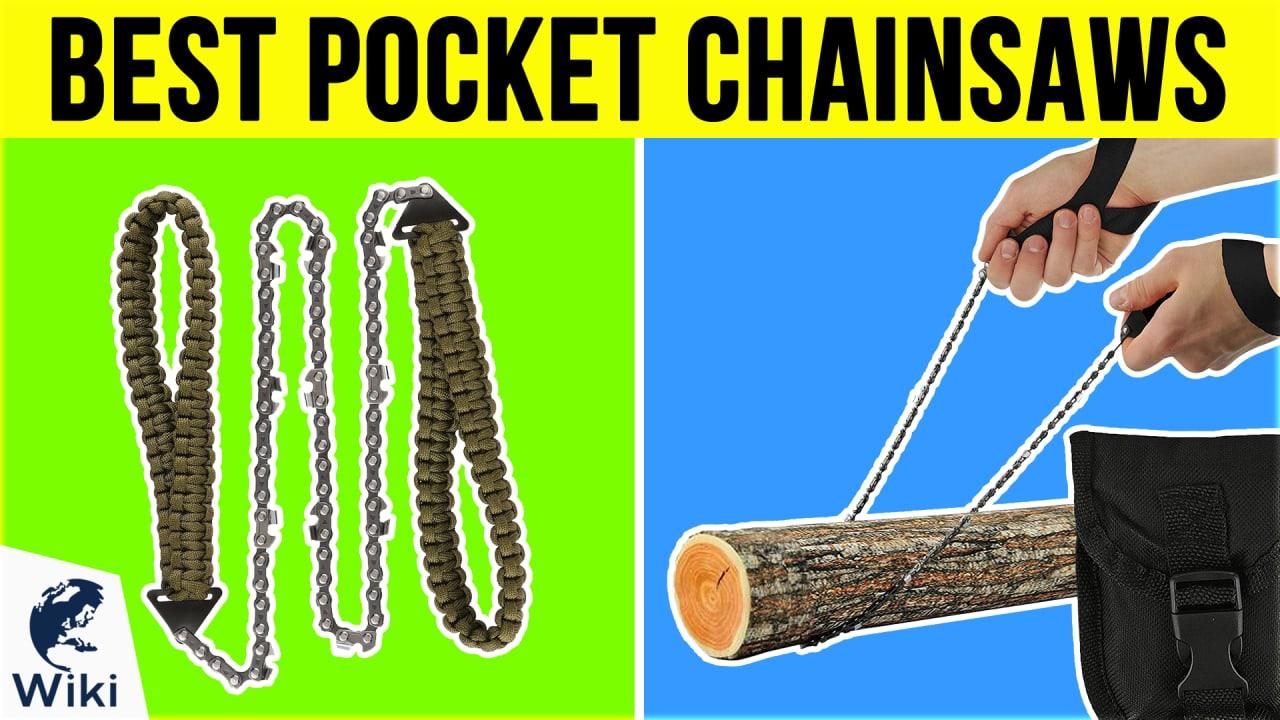 10 Best Pocket Chainsaws