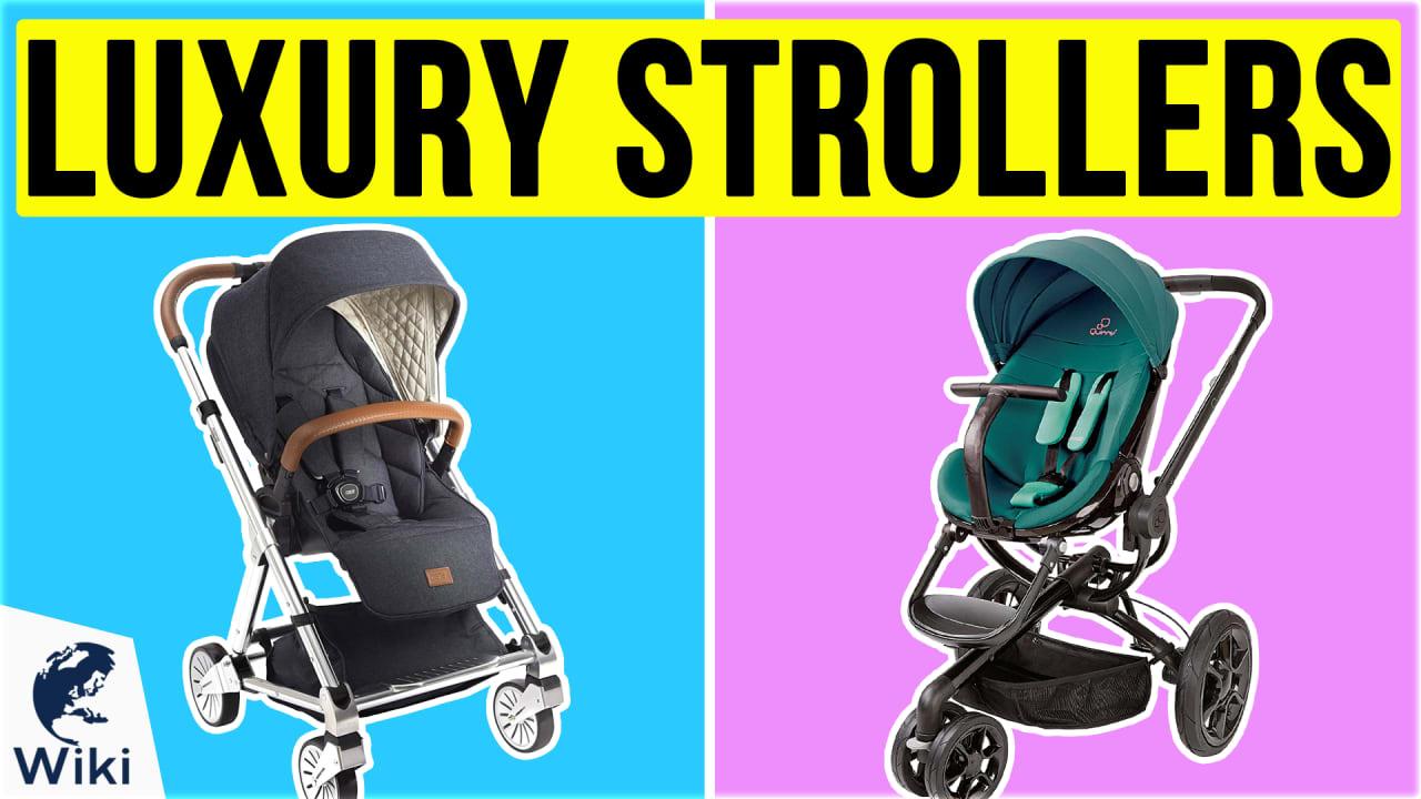 10 Best Luxury Strollers