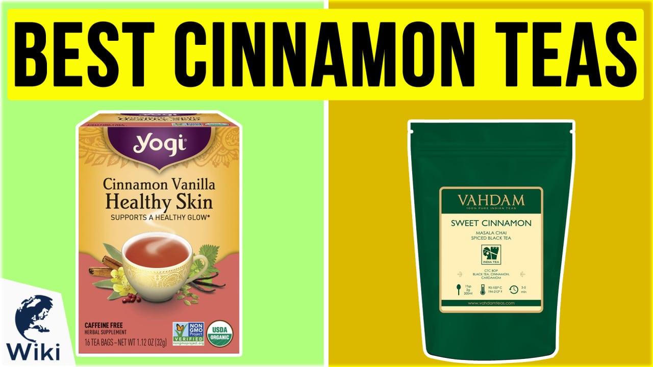 10 Best Cinnamon Teas
