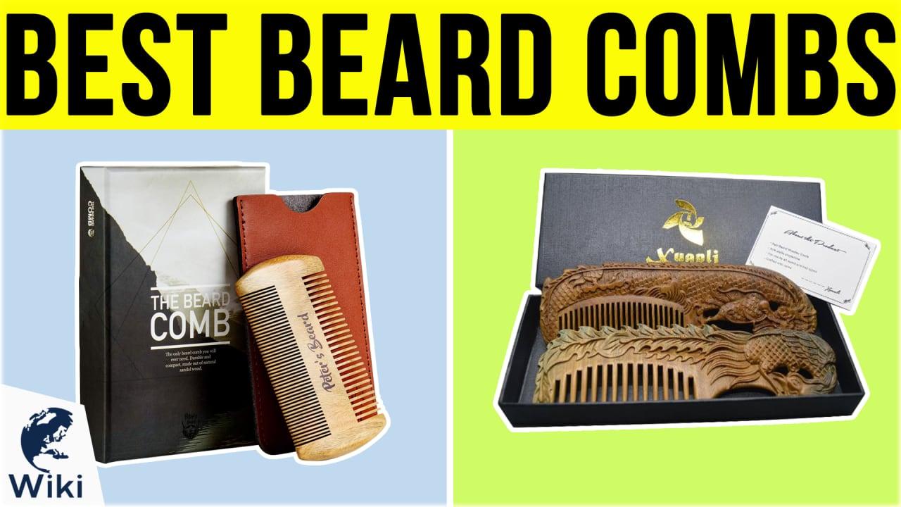 10 Best Beard Combs