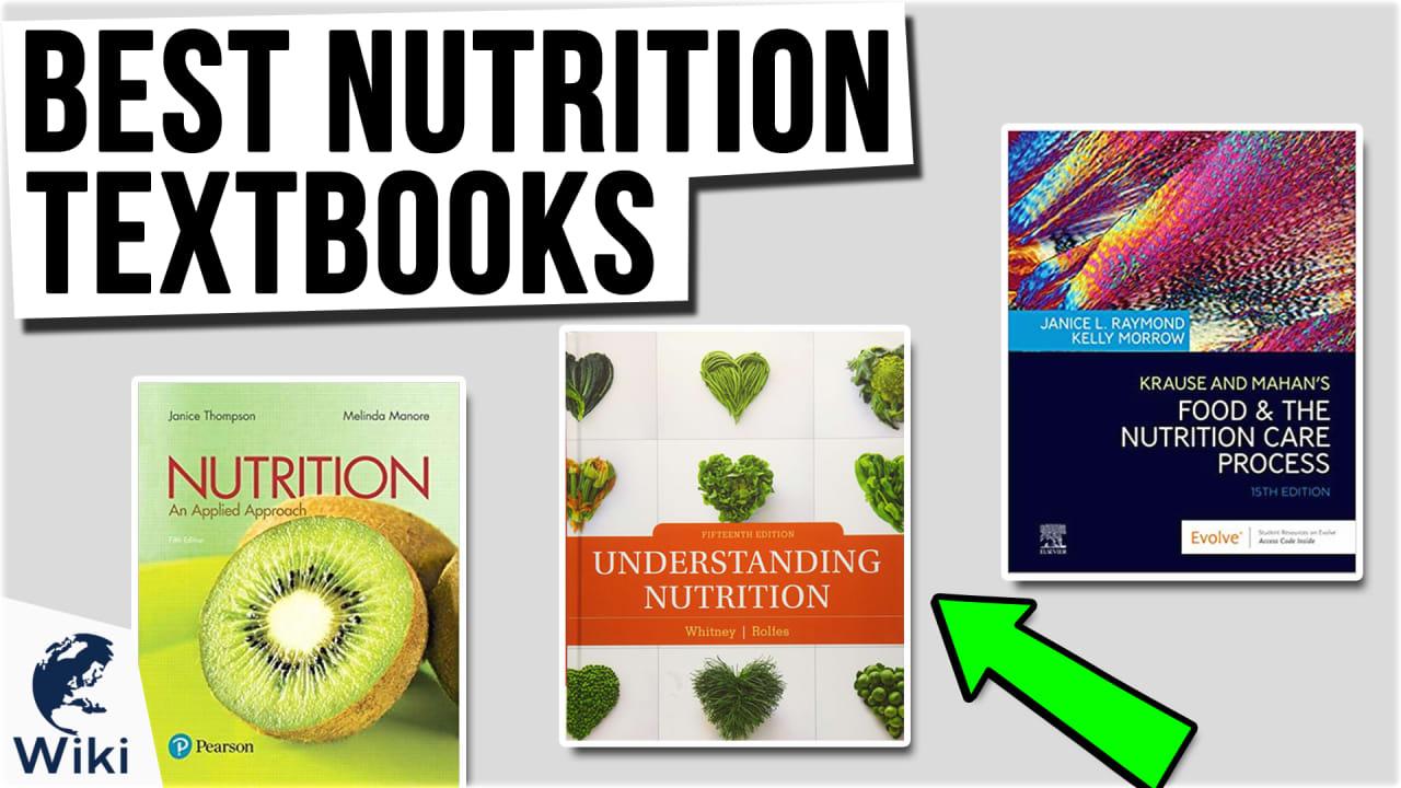 10 Best Nutrition Textbooks
