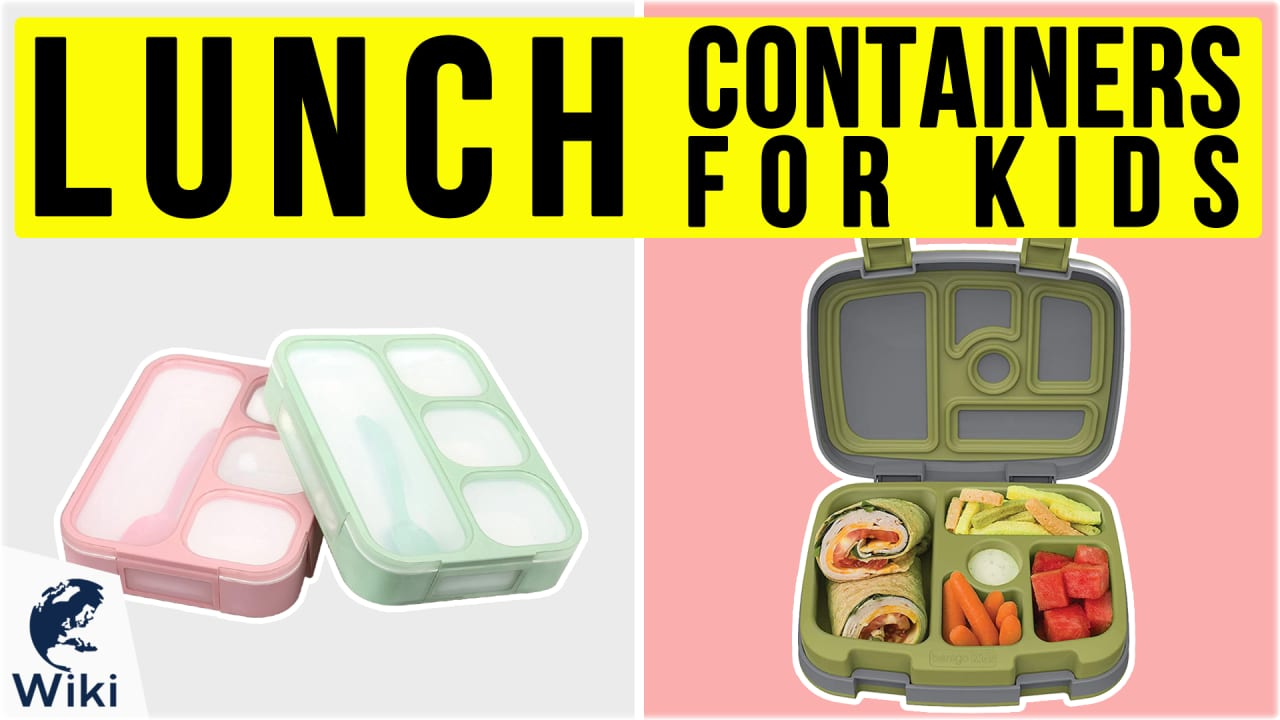 10 Best Lunch Containers For Kids