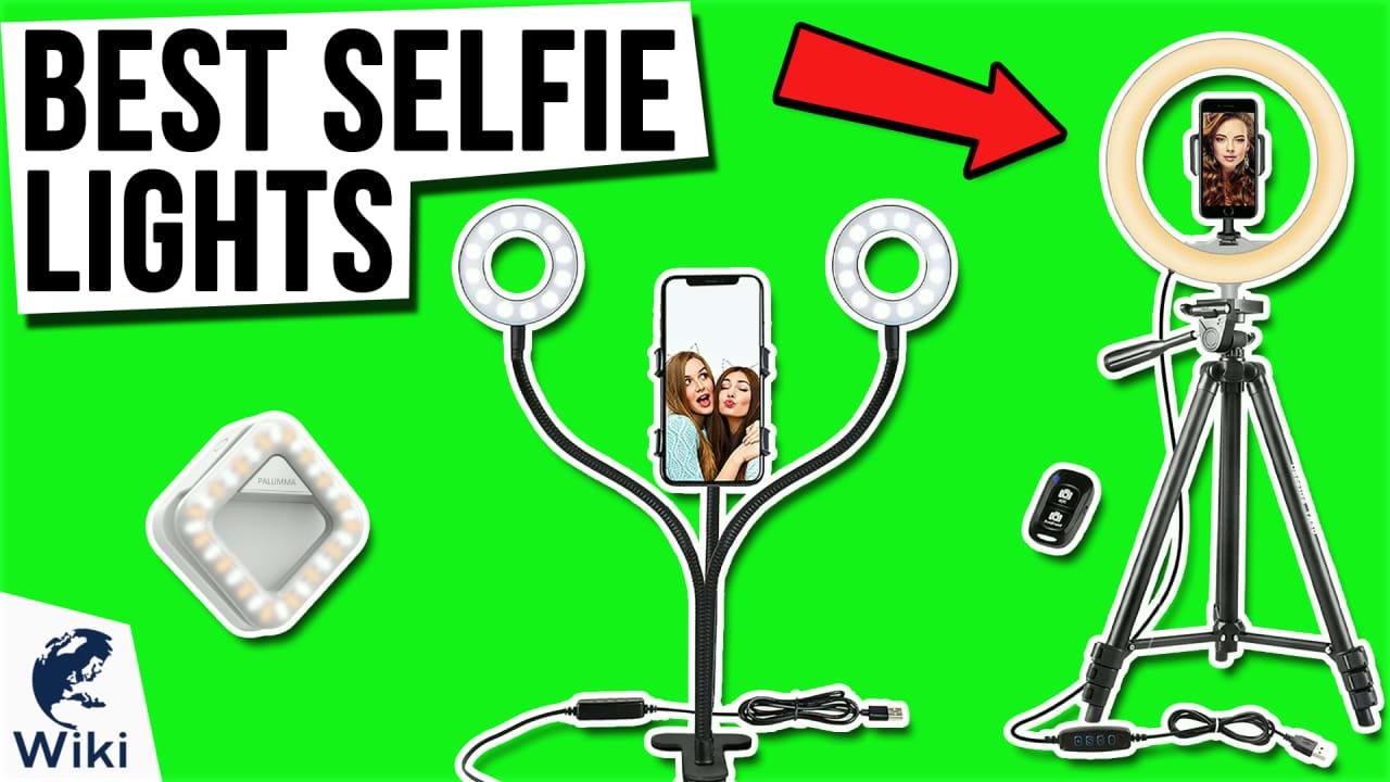 10 Best Selfie Lights