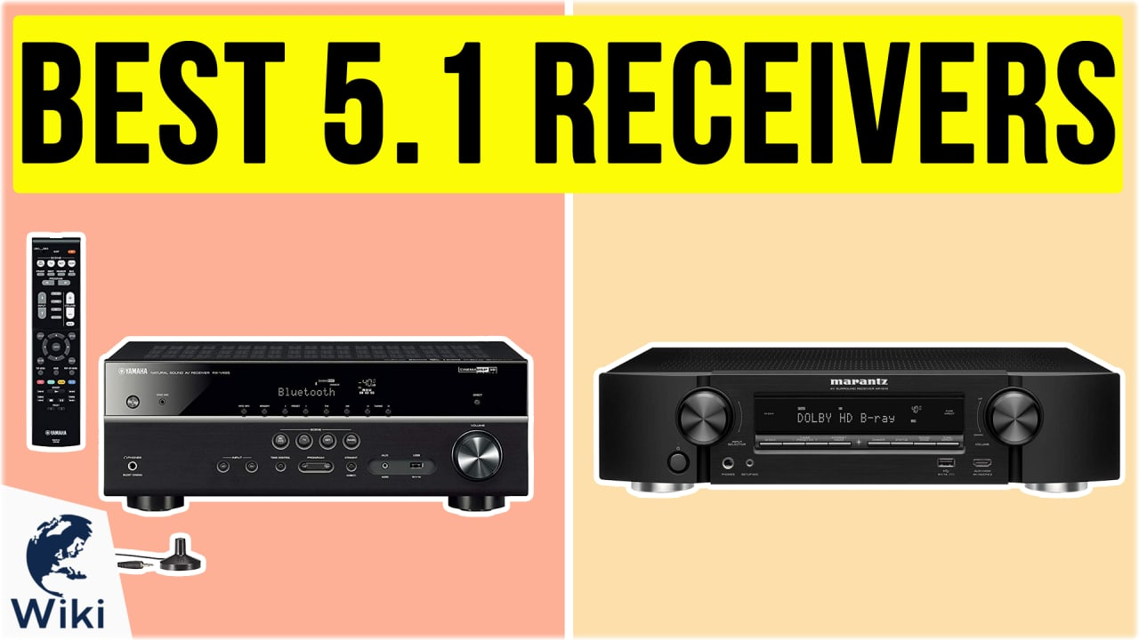 7 Best 5.1 Receivers