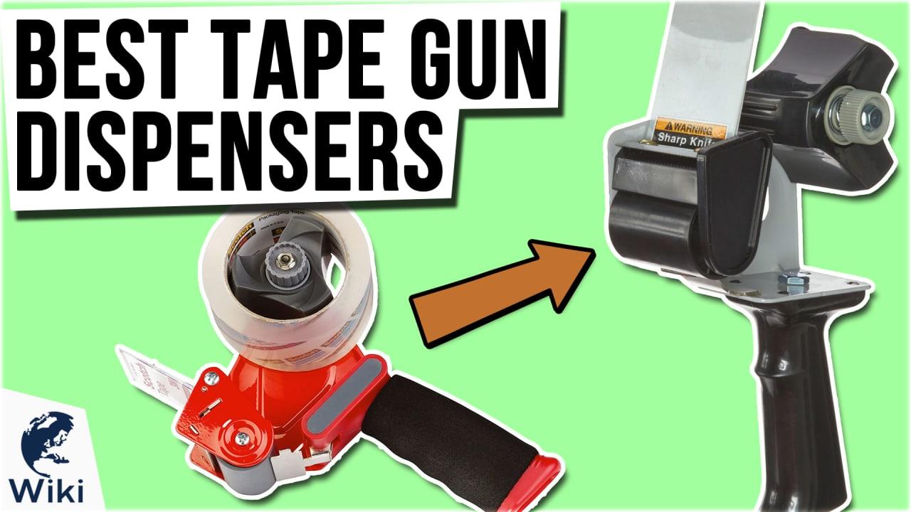 10 Best Tape Gun Dispensers