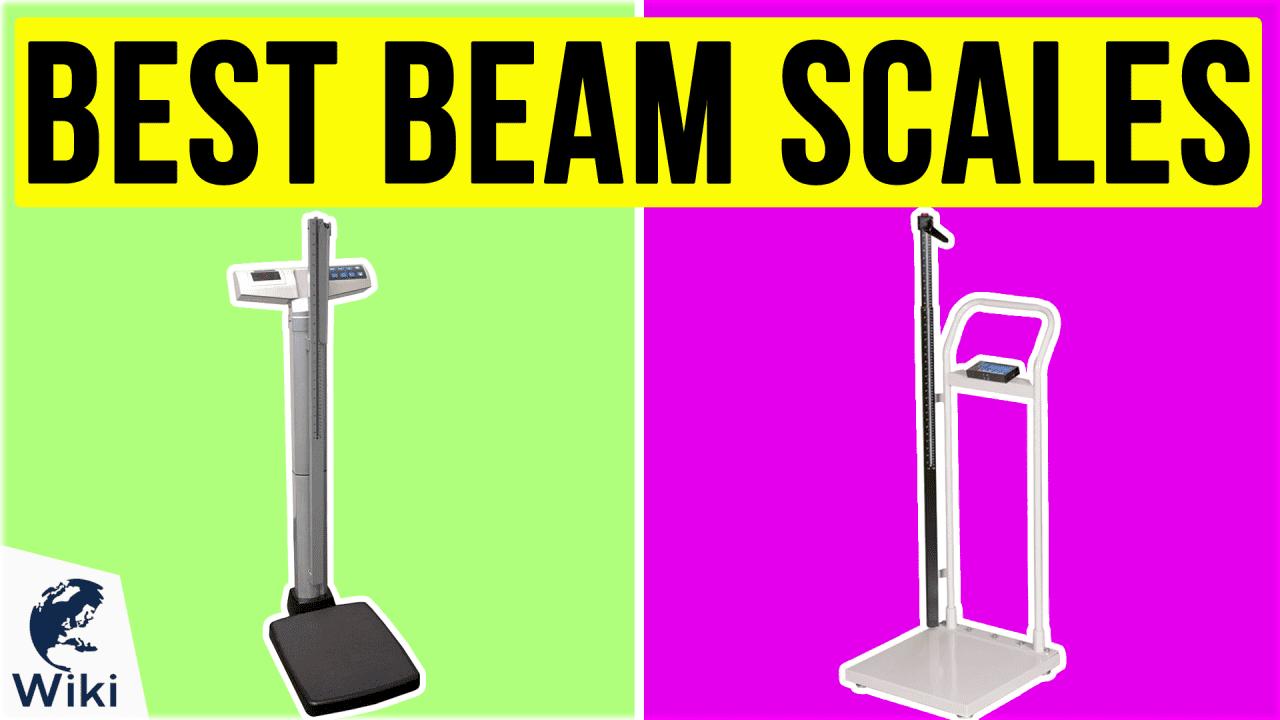 9 Best Beam Scales