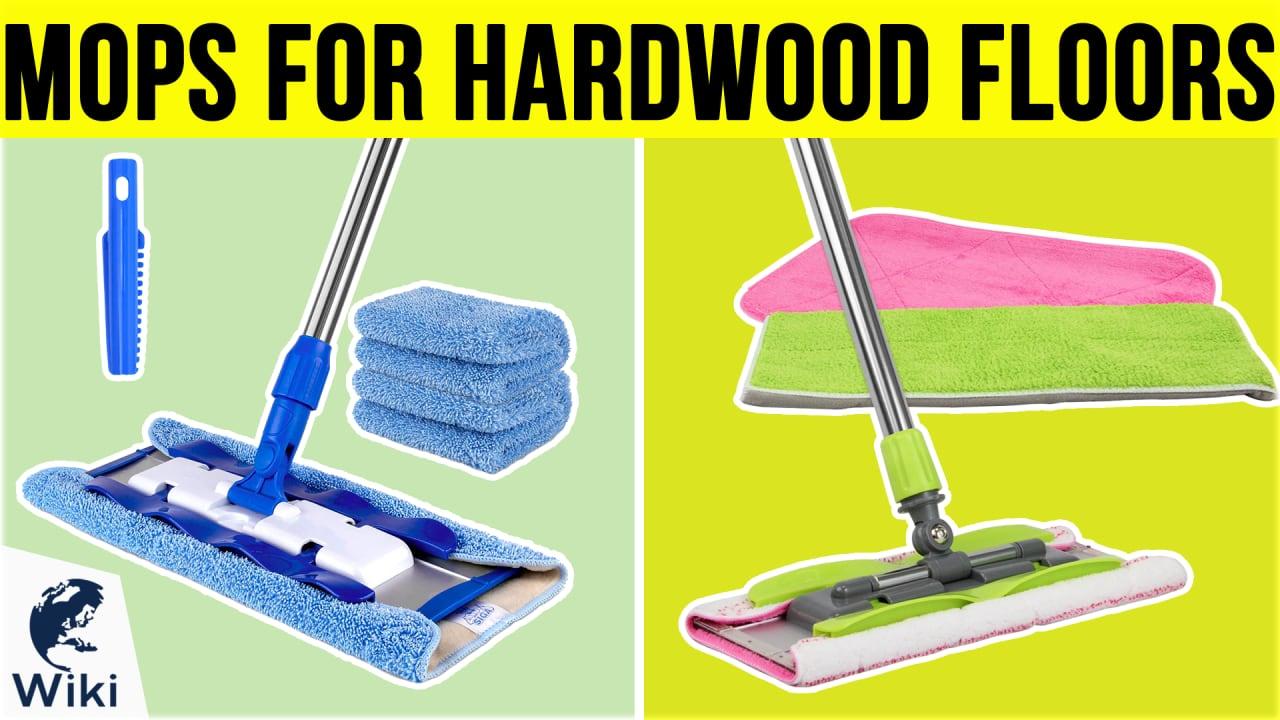 10 Best Mops For Hardwood Floors