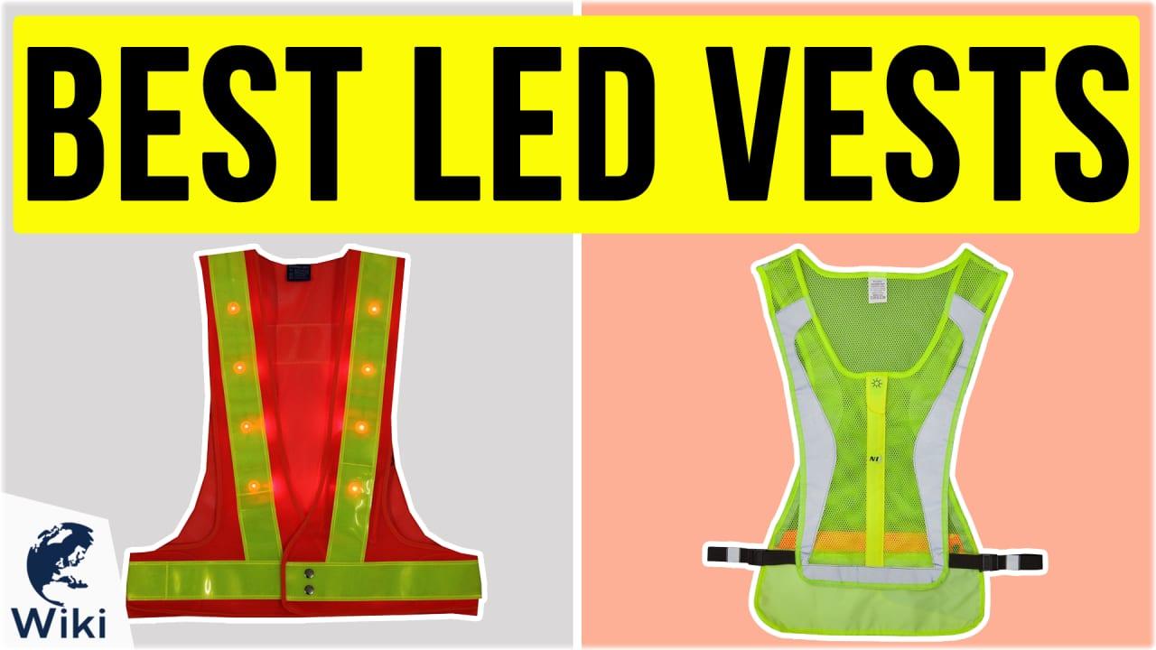 10 Best LED Vests