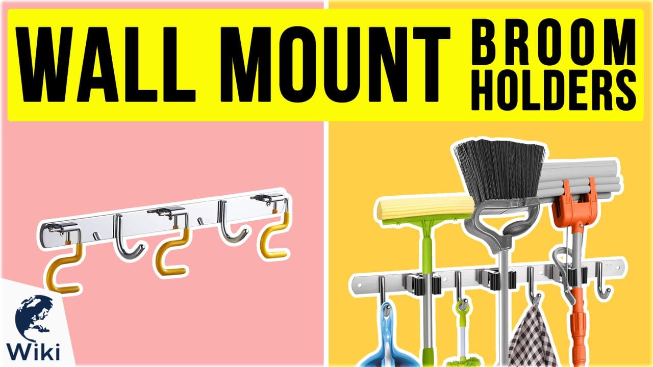 10 Best Wall Mount Broom Holders