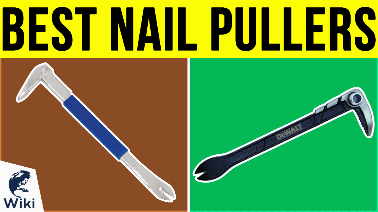 7 Best Nail Pullers
