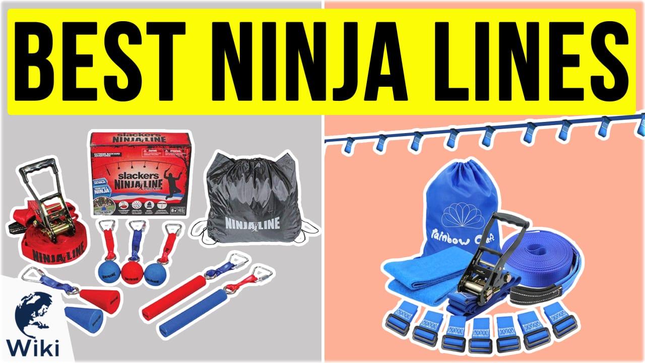 8 Best Ninja Lines