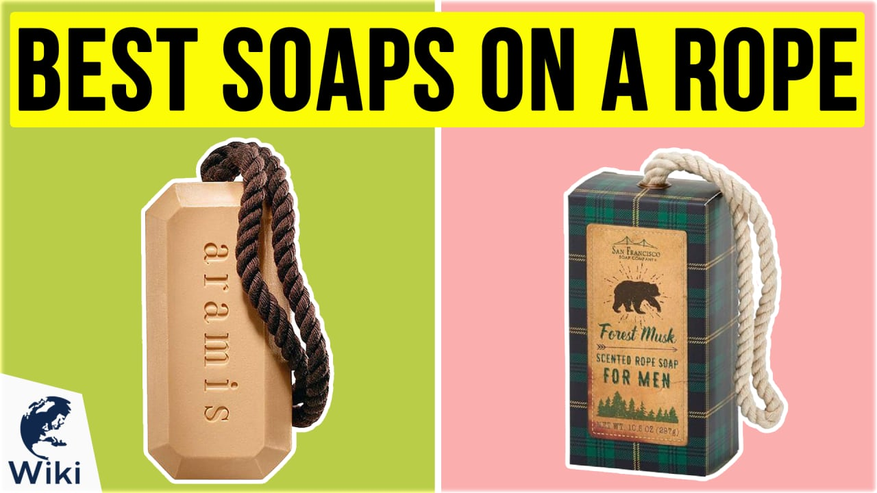 10 Best Soaps On A Rope