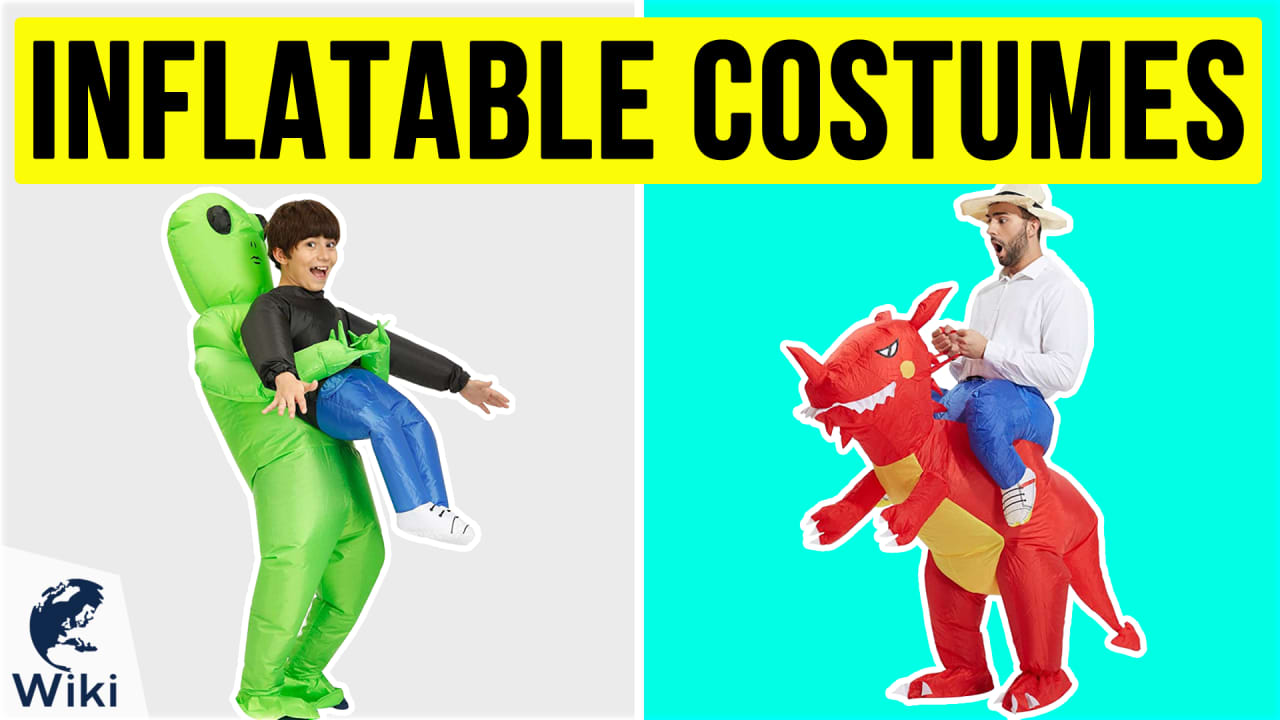10 Best Inflatable Costumes