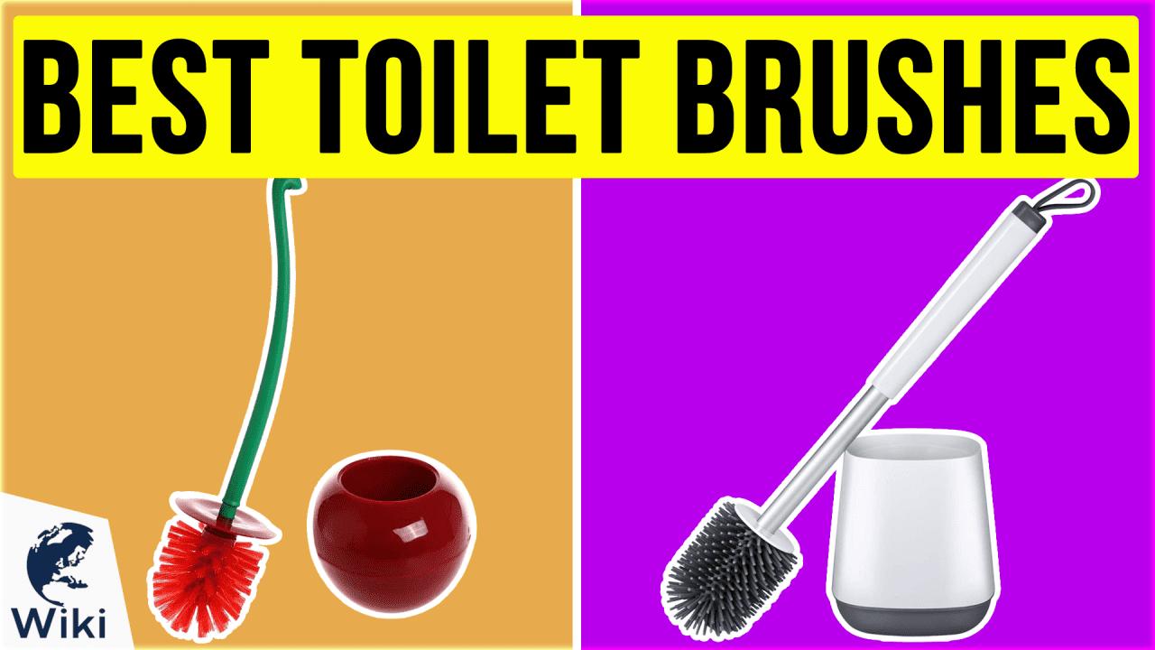 10 Best Toilet Brushes