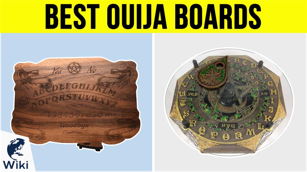 8 Best Ouija Boards