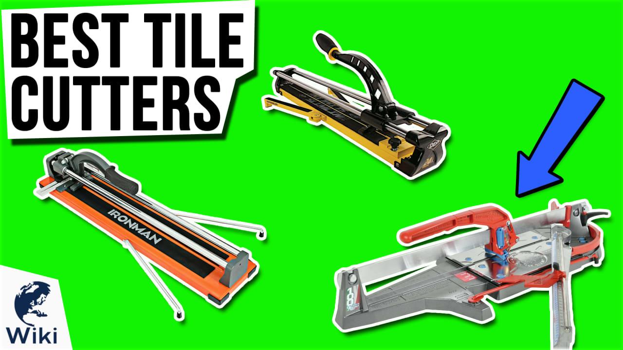 10 Best Tile Cutters