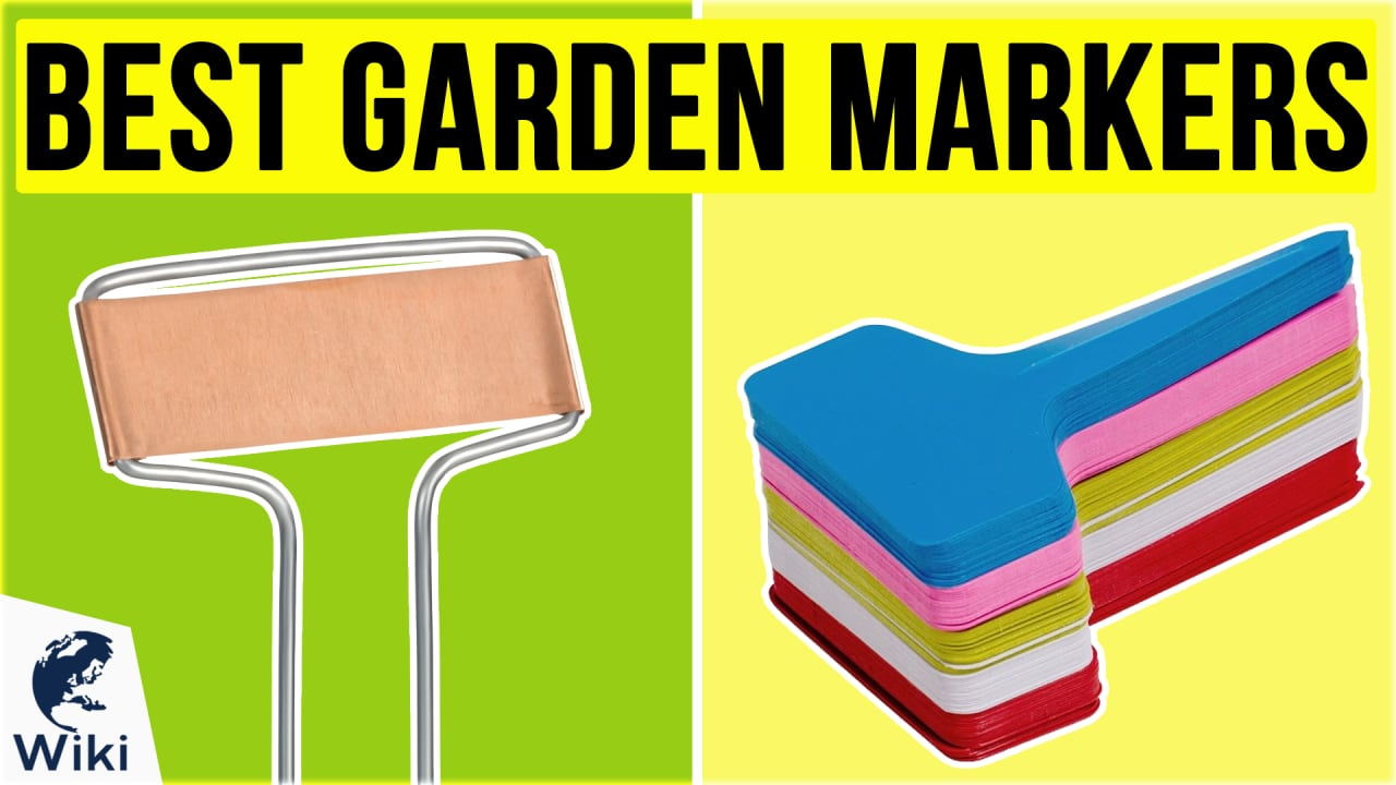 10 Best Garden Markers