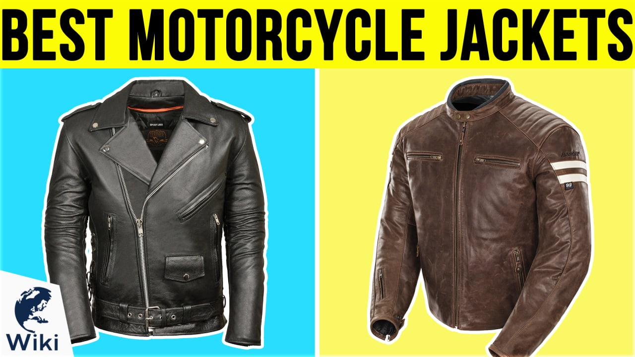 10 Best Motorcycle Jackets