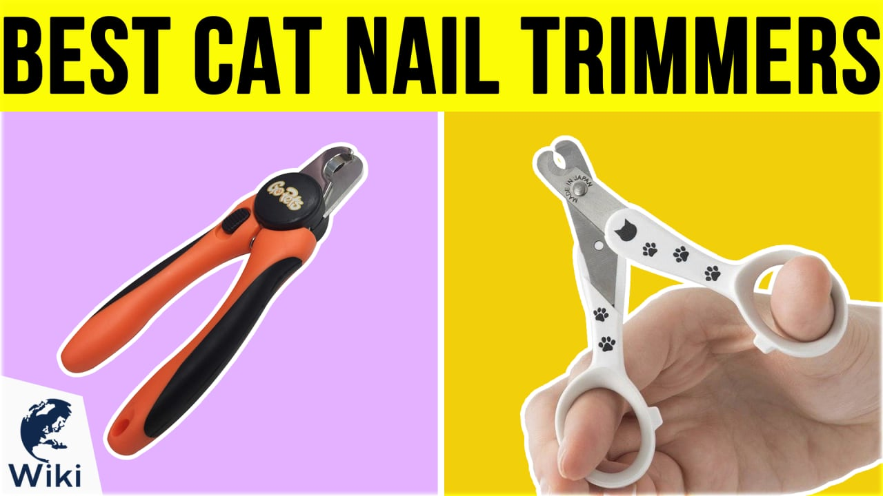 10 Best Cat Nail Trimmers
