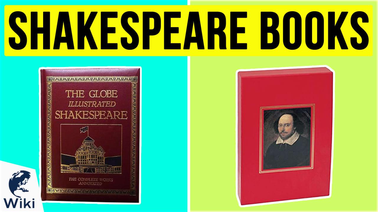 10 Best Shakespeare Books