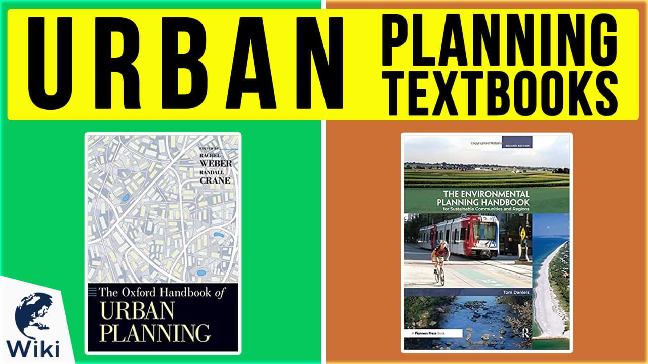 10 Best Urban Planning Textbooks