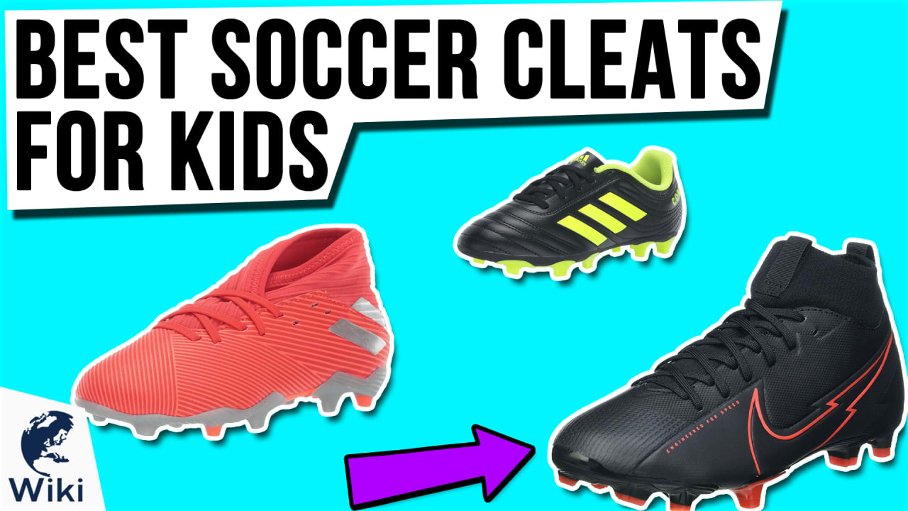 10 Best Soccer Cleats For Kids