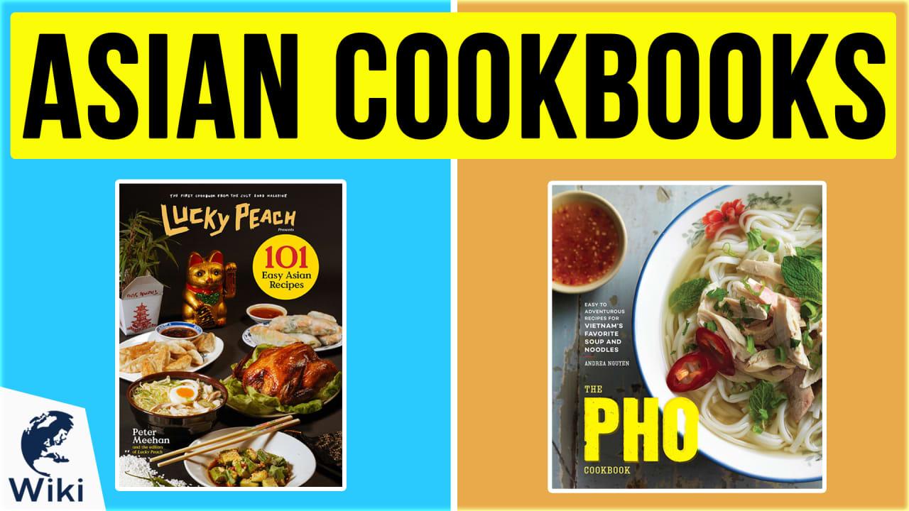 10 Best Asian Cookbooks