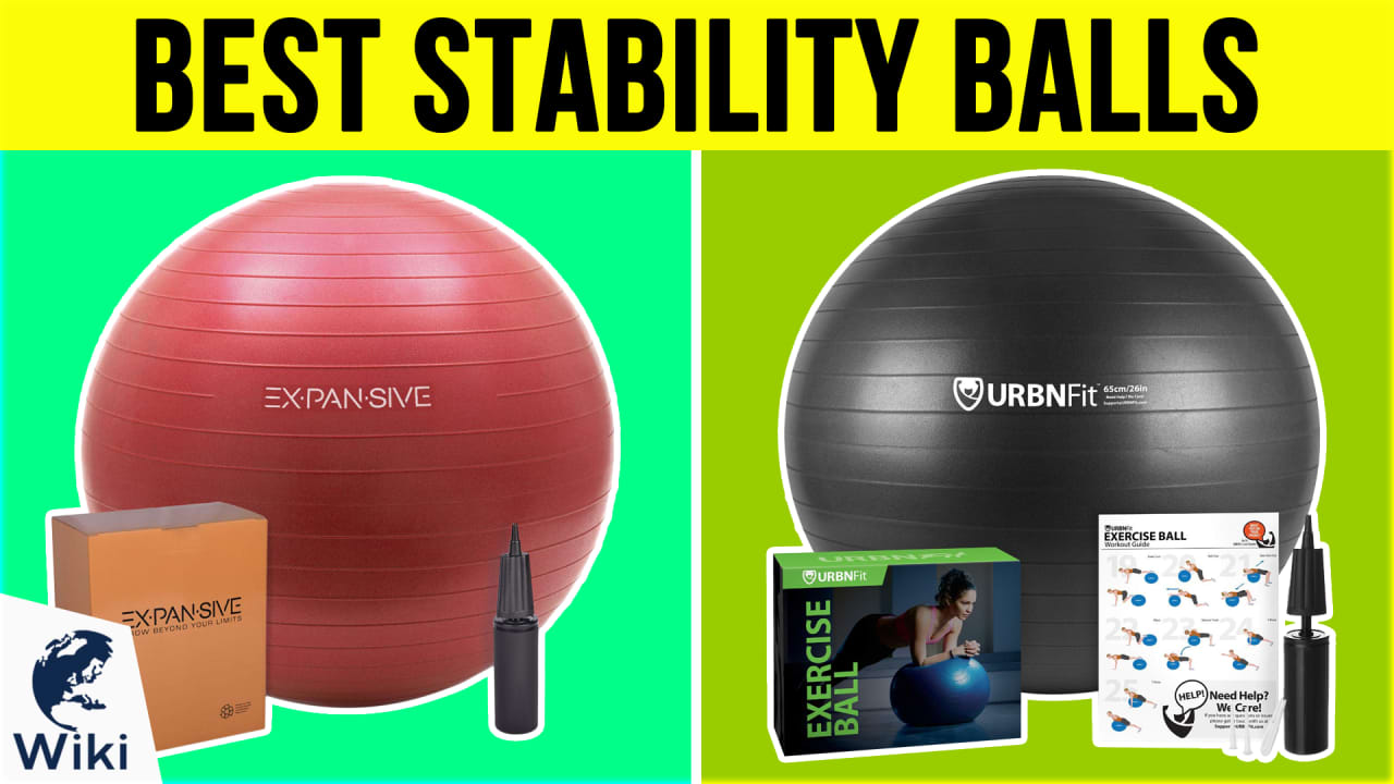 10 Best Stability Balls