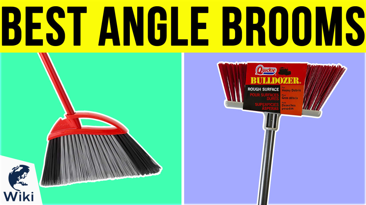 10 Best Angle Brooms