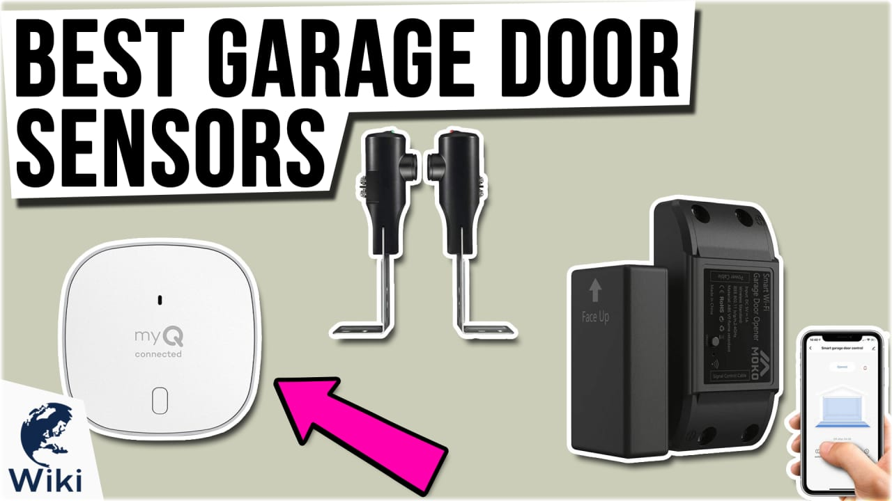 10 Best Garage Door Sensors
