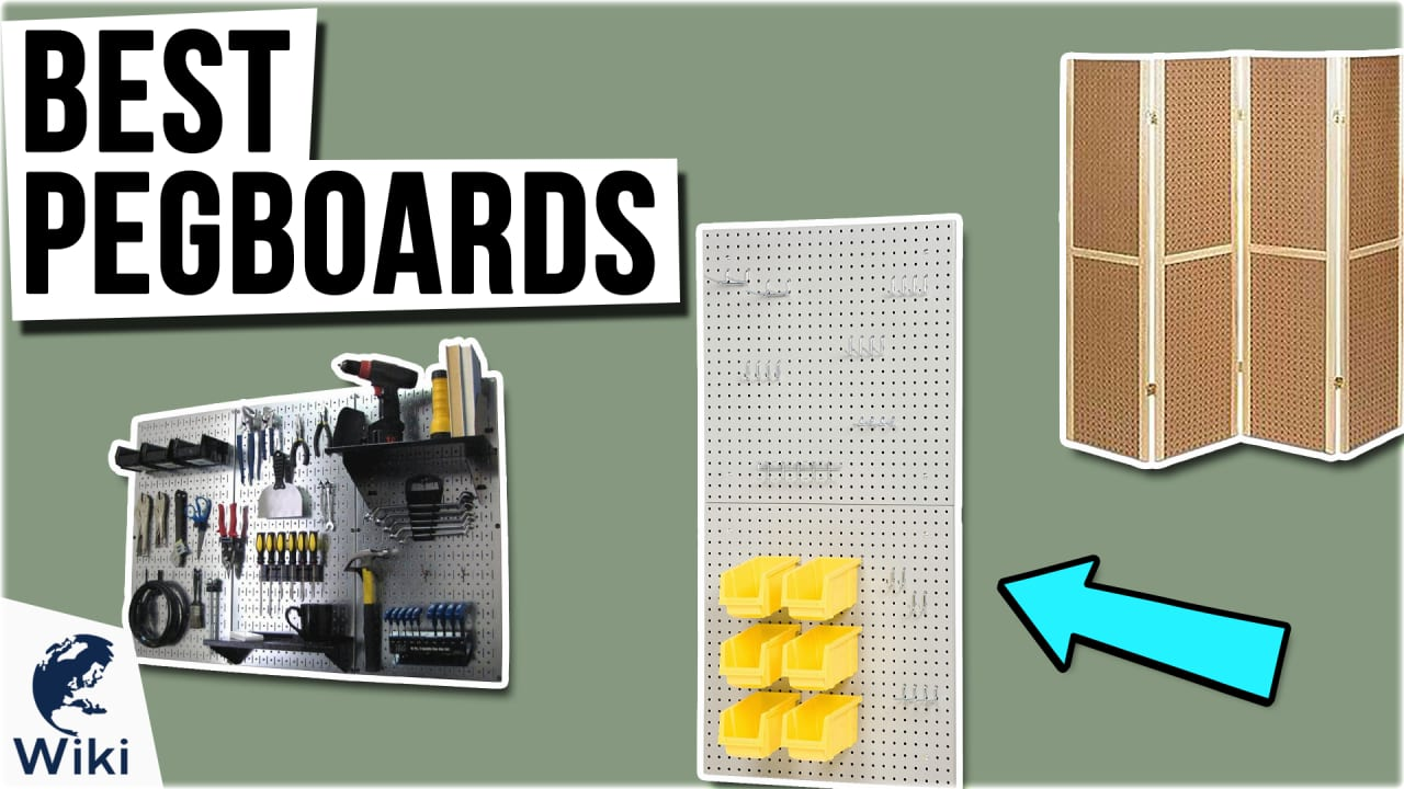10 Best Pegboards