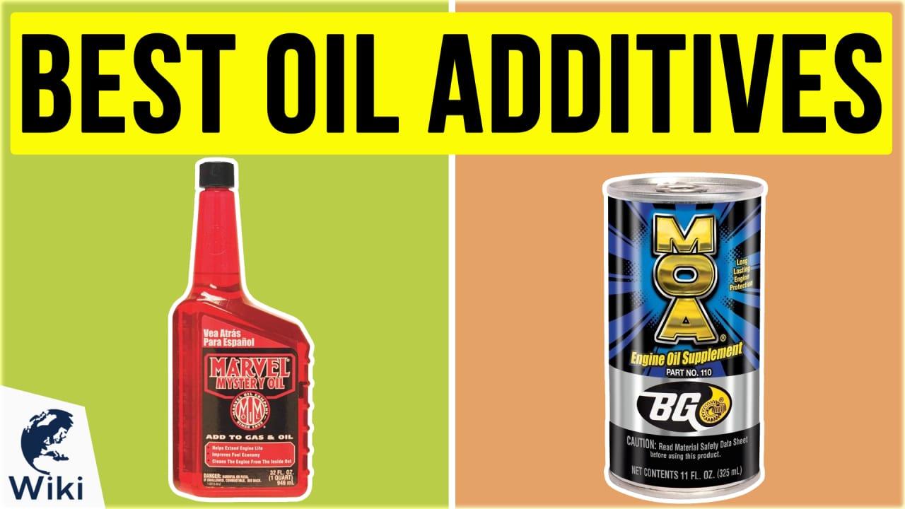 10 Best Oil Additives