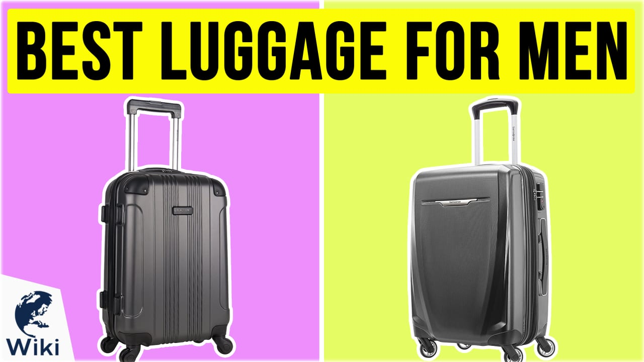 10 Best Luggage For Men