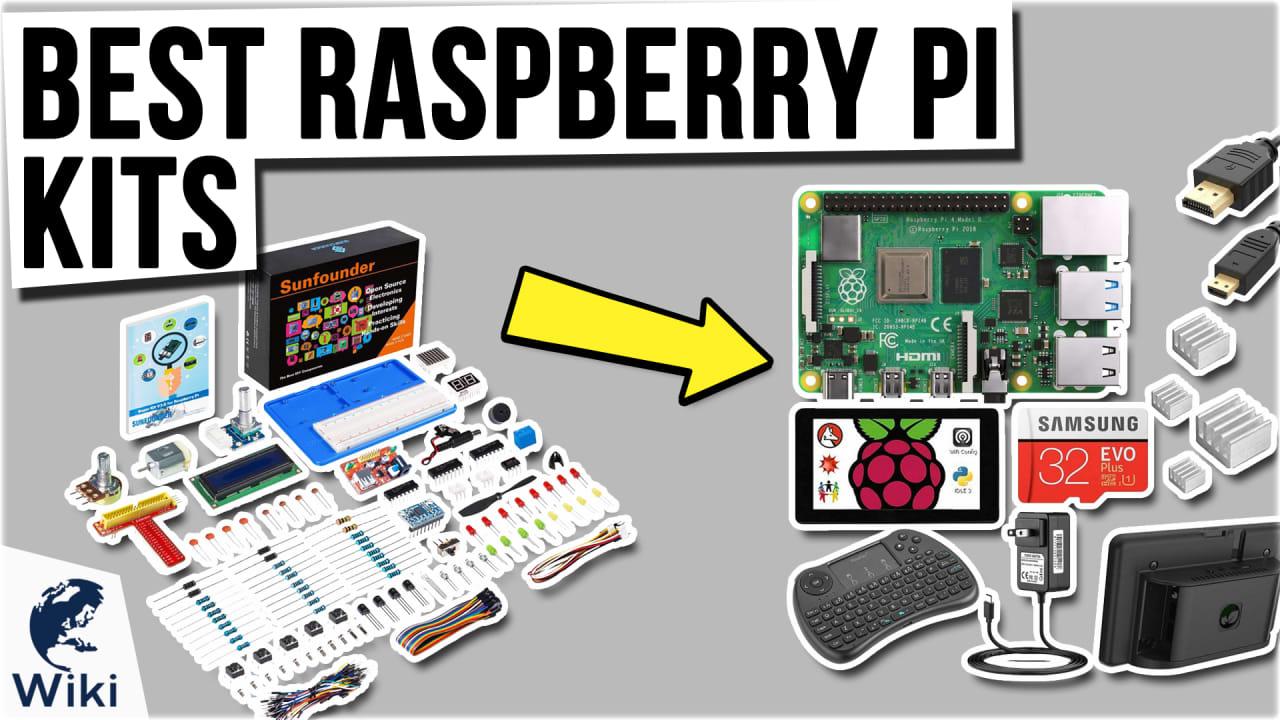 10 Best Raspberry Pi Kits