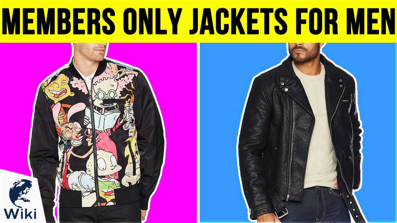 8 Best Members Only Jackets For Men