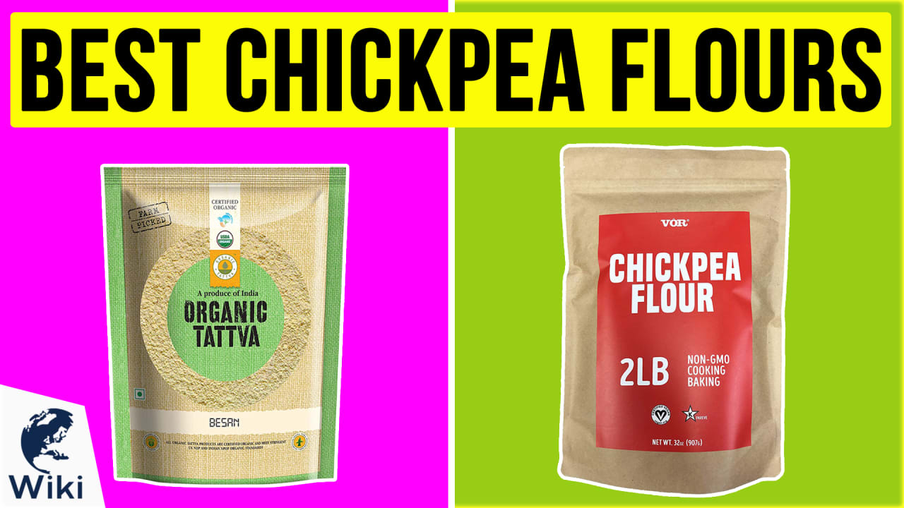 10 Best Chickpea Flours