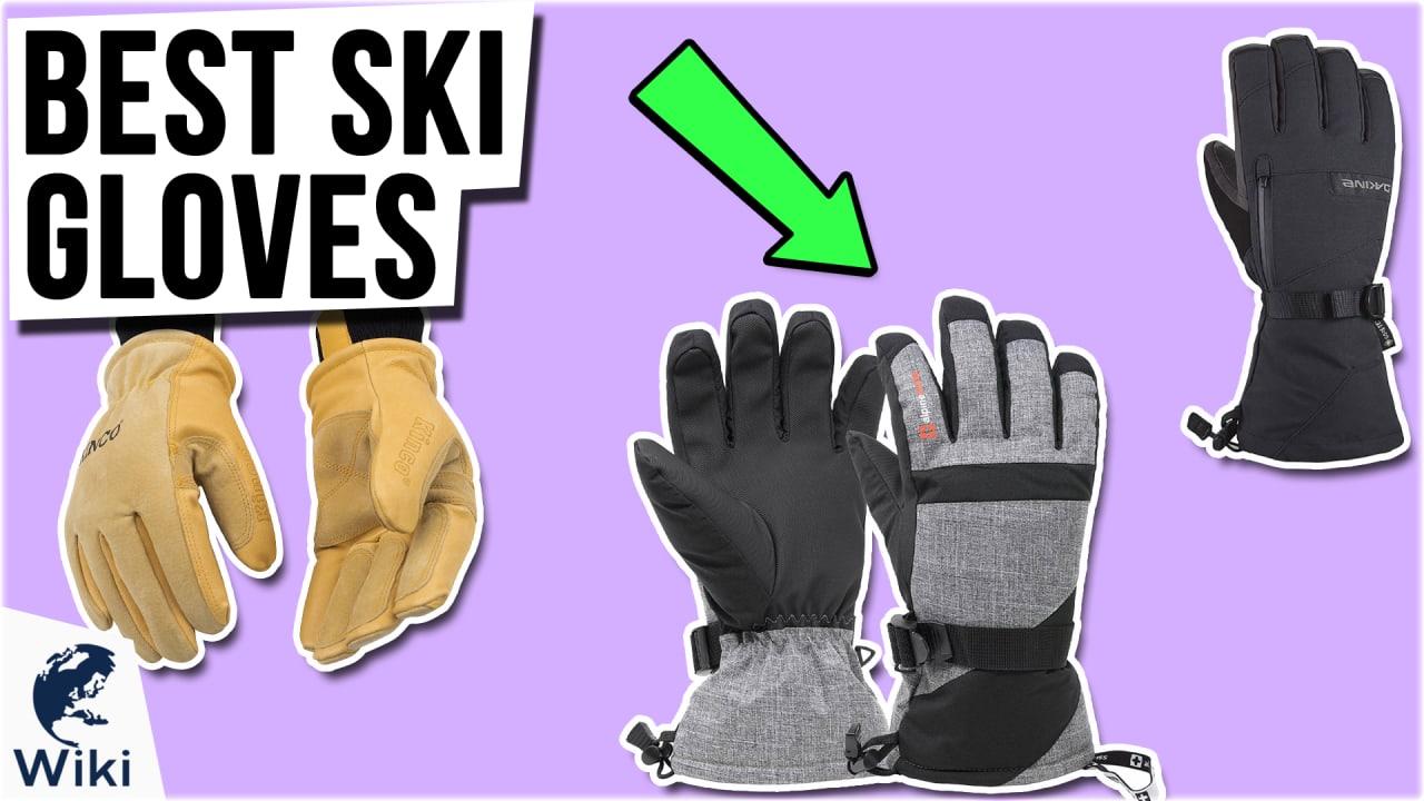 10 Best Ski Gloves