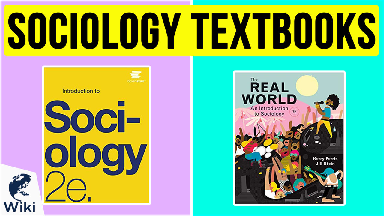 10 Best Sociology Textbooks