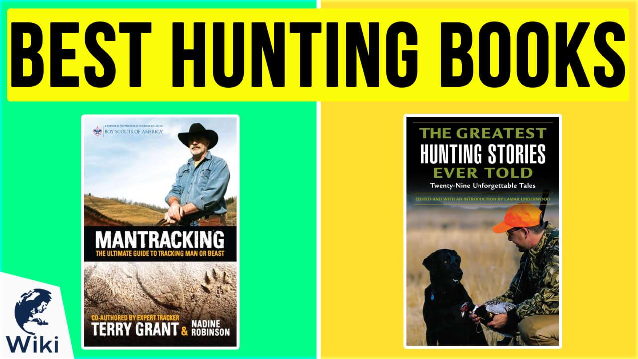 10 Best Hunting Books