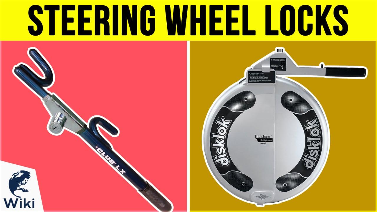 8 Best Steering Wheel Locks