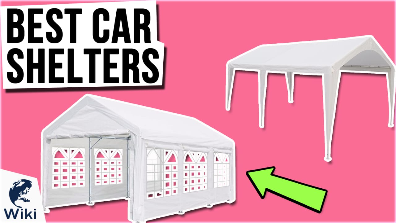 8 Best Car Shelters