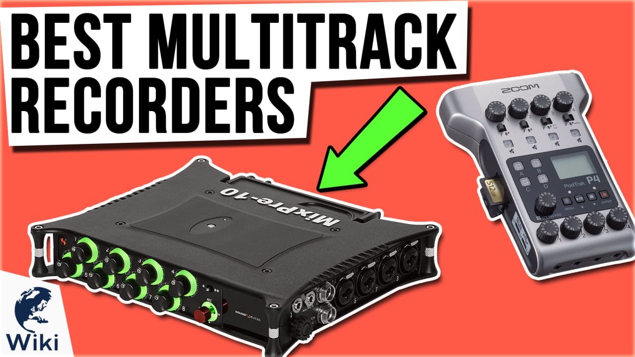 10 Best Multitrack Recorders