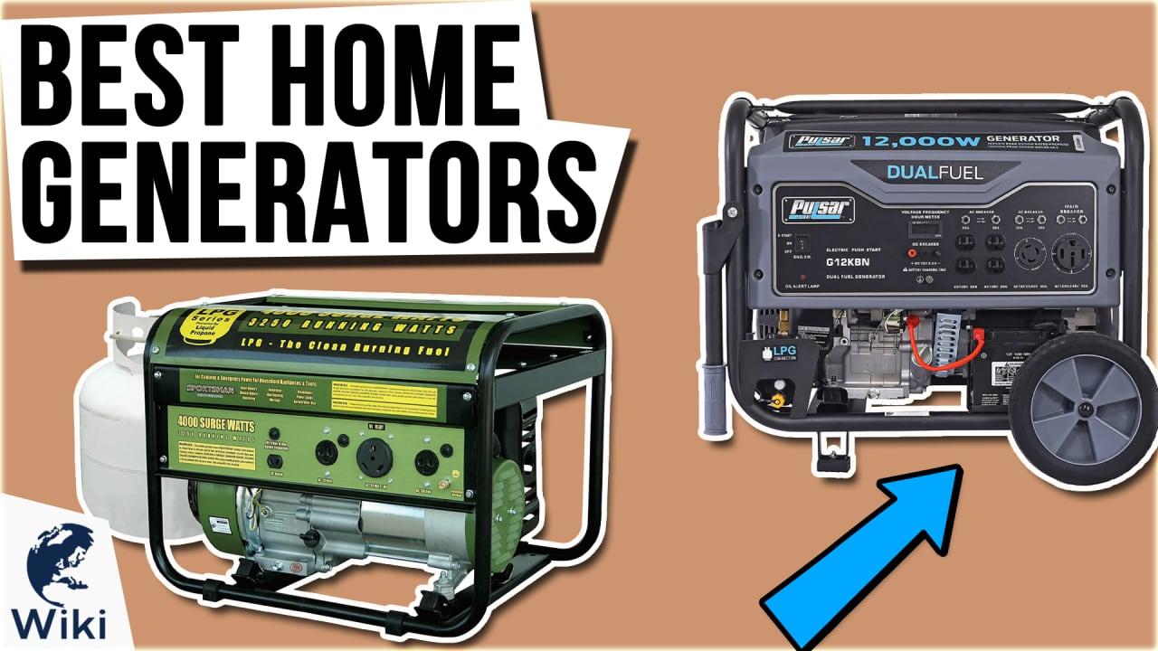 9 Best Home Generators