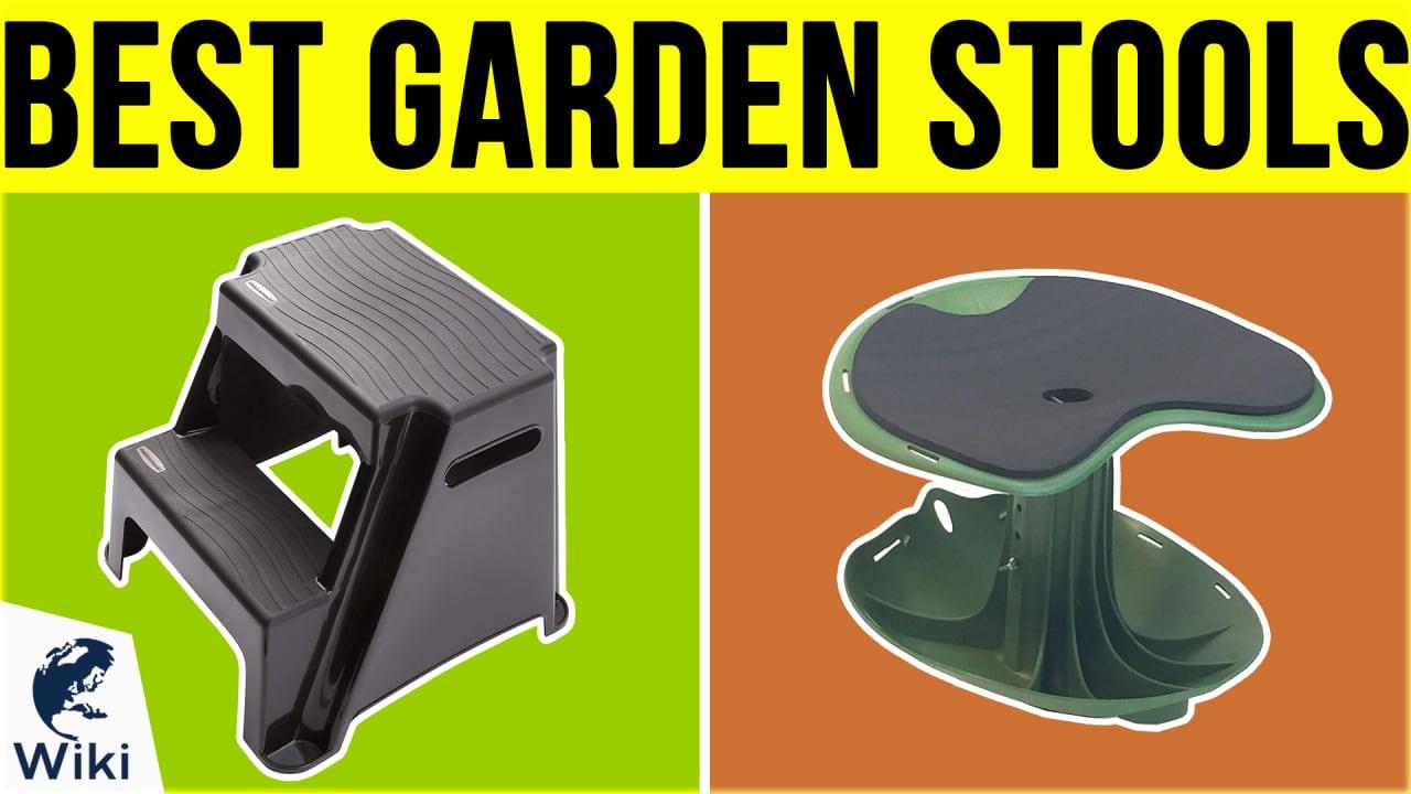 10 Best Garden Stools