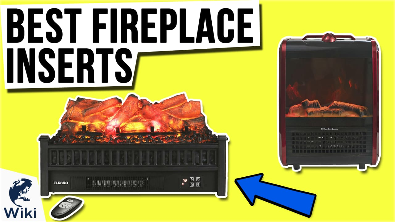 10 Best Fireplace Inserts