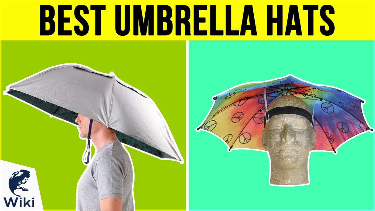 10 Best Umbrella Hats